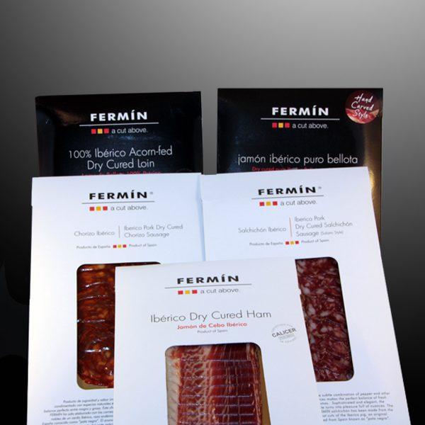 Food Gift | Iberico Acorn Ham | Iberico Acorn Loin | Iberico Chorizo | Iberico Salchichon | Iberico Ham