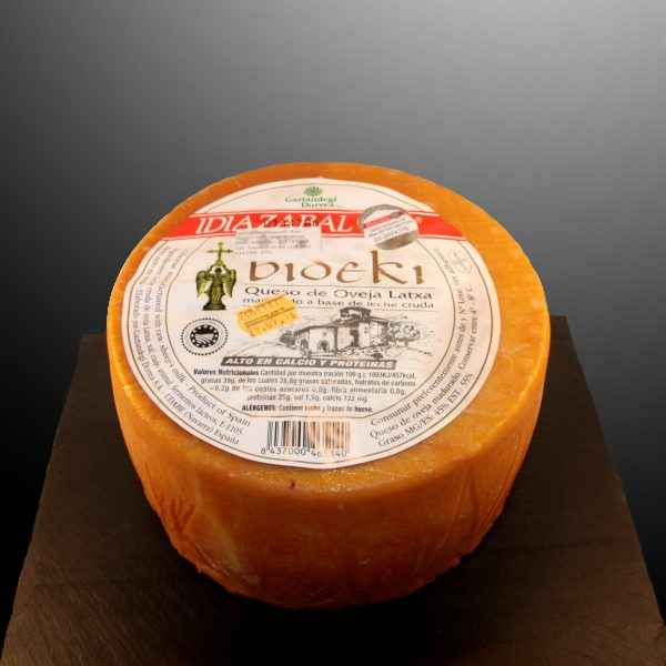 Idiazabal Cheese | Queso Idiazabal | Spanish Cheese