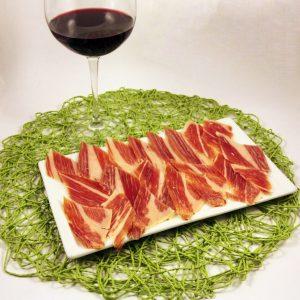 Iberico Ham   Jamon Iberico   Sliced Iberico Ham   Fermin Iberico   Cured meat   Spanish Food   Serrano Ham