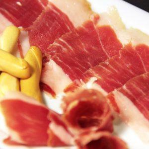Iberico Ham | Jamon Iberico | Sliced Iberico Ham | Fermin Iberico | Cured meat | Spanish Food