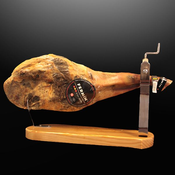 berico Ham Shoulder | Paletilla Iberico | Sliced Iberico Ham Shoulder| Fermin Iberico | Cured meat \ Jamon de Bellota