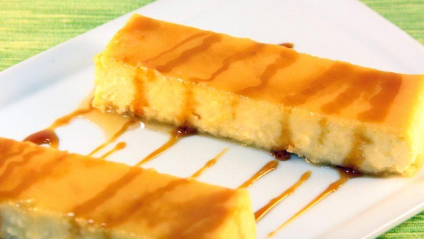 Manchego Cheesecake